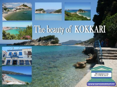 The beauty of Kokkari